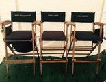 Gal Gadot y Chris Pine protagonizan las fotos del rodaje de 'Wonder Woman'
