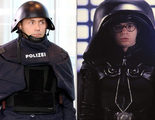 La policía alemana inspira su nuevo uniforme... ¿en 'La loca historia de las galaxias'?