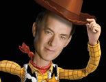 Tom Hanks se metió en un lío por 'Toy Story 4'