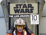 Los fans de 'Star Wars' hacen cola fuera de los cines 12 días antes del estreno