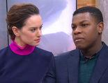 John Boyega y Daisy Ridley ya han visto 'Star Wars: El despertar de la fuerza' y estas son sus impresiones