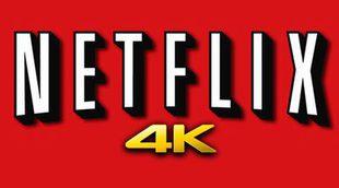 Netflix apuesta fuerte por la tecnología 4K