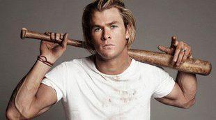 Chris Hemsworth visitó una cárcel cuando rodaba 'Blackhat' y la lió
