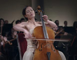 'Sonata para violonchelo': Música de cristal