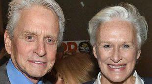 Michael Douglas y Glenn Close se reúnen tras 30 años de 'Atracción fatal'