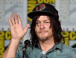 Una fan de 'The Walking Dead' y Norman Reedus se deja llevar demasiado por la pasión