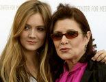 Primer vistazo a la hija de Carrie Fisher en 'Star Wars: El despertar de la fuerza'
