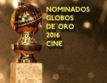 Lista de nominados a los Globos de Oro 2016: Cine