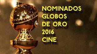 Nominados a los Globos de Oro 2016: Cine