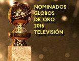 Lista de nominados a los Globos de Oro 2016: Televisión
