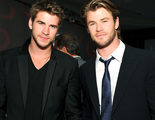 Chris y Liam Hemsworth se 'pelean' en Instagram por culpa de las portadas de dos revistas