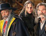 Tarantino asegura que 'Los odiosos ocho' pudo haber sido una secuela de 'Django desencadenado'