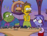Así es la versión de 'Del revés (Inside Out)' de Homer Simpson