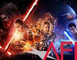 El AFI incluye a 'Star Wars: El despertar de la fuerza' entre las diez mejores películas del 2015