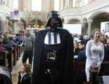 Una iglesia alemana homenajea a 'Star Wars' organizando una misa temática