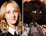 ¿J.K. Rowling está de acuerdo con que Hermione sea negra?