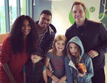 Chris Pratt y Baby Groot visitan el Hospital Infantil de Seattle