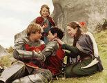 ¿Cómo han crecido los niños de 'Las crónicas de Narnia'?
