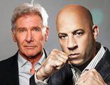 Vin Diesel asegura estar negociando con Harrison Ford para que aparezca en 'Fast & Furious 8'