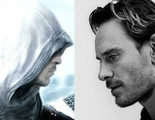 Primera imagen oficial de Michael Fassbender en el rodaje de 'Assassin's Creed'