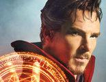 Primera imagen oficial de Benedict Cumberbatch como Doctor Extraño