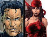Primer vistazo a Elektra y Punisher en 'Daredevil'