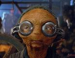Maz Kanata y Snoke de 'Star Wars: El despertar de la fuerza' por fin tienen imágenes oficiales