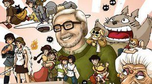 La música detrás de las obras de <span>Hayao Miyazaki</span>