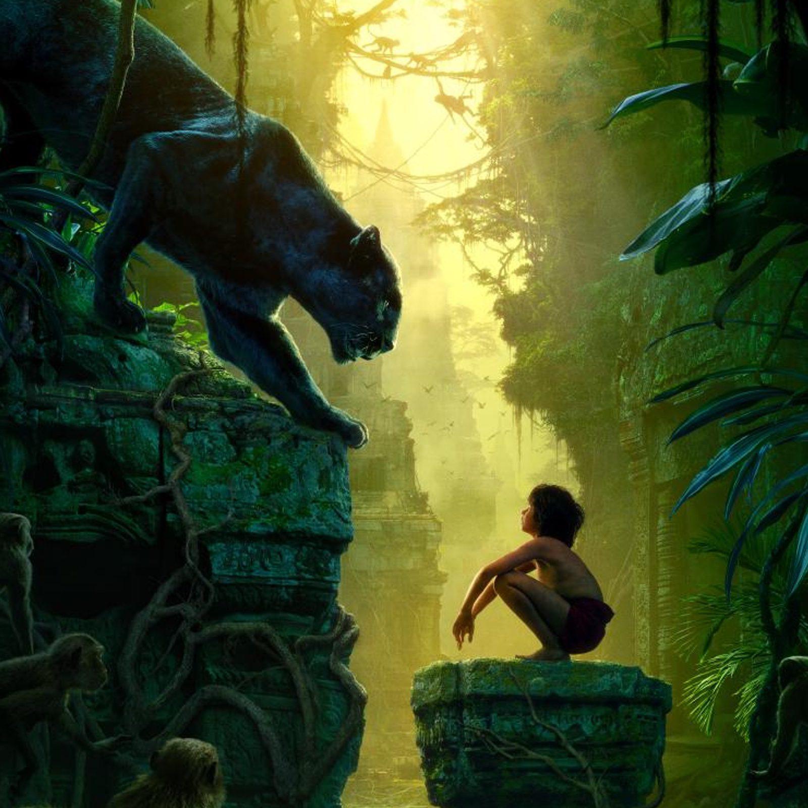 Nuevo tráiler y póster de 'El libro de la selva' - eCartelera