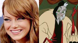 Emma Stone, principal candidata para ser la nueva Cruella de Vil