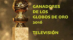 Ganadores de los Globos de Oro 2016: Televisión