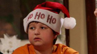 El increíble cambio de Angus T. Jones, de 'Two and a Half Men'