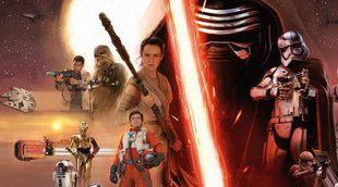 Taquilla EE.UU:'Star Wars' mantiene el primer puesto en la taquilla estadounidense por cuarta semana consecutiva
