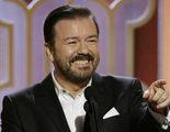 Los comentarios más bestias de Ricky Gervais durante sus discursos en la gala de los Globos de Oro 2016