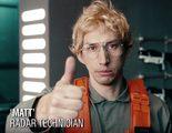 'Star Wars': Adam Driver es Kylo Ren, jefe infiltrado en 'Saturday Night Live'