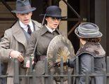 Nuevas imágenes de Gal Gadot en el rodaje de 'Wonder Woman' en Londres