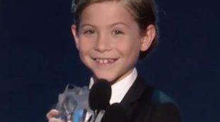 El protagonista de 'La habitación', lo más adorable de los Critics Choice Awards 2016