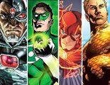 Nuevo concept art de 'La Liga de la Justicia' y primer vistazo a 'Aquaman', 'Cyborg' y 'The Flash'