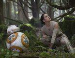 Recuerda una de las escenas más adorables de 'Star Wars: El despertar de la fuerza'