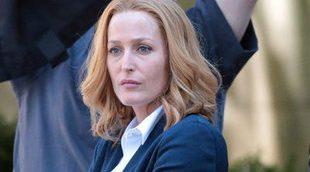 Gillian Anderson estuvo a punto de cobrar la mitad que David Duchovny en 'Expediente X'