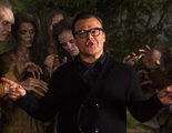 Jack Black: 'En 'Pesadillas' tuve que crear un R.L. Stine ficticio, más oscuro, que diera miedo'