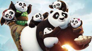 Taquilla EE.UU.: 'Kung Fu Panda 3' aplasta a 'El renacido' y 'Star Wars'