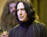 Vas a llorar con este homenaje a Alan Rickman en la Harry Potter Celebration