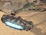 'LEGO Star Wars: El despertar de la Fuerza': un videojuego con pintaza