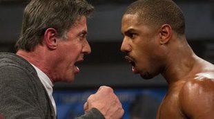 Taquilla España: 'Creed. La leyenda de Rocky' gana el primer asalto