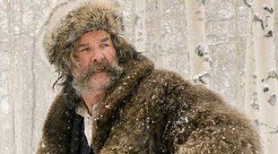 Kurt Russell destrozó una reliquia de 145 años en 'Los odiosos ocho'