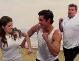 Zac Efron y Anna Kendrick parodian películas deportivas en la Super Bowl
