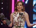 Natalia de Molina confiesa cómo acababa su discurso cortado de los Premios Goya 2016