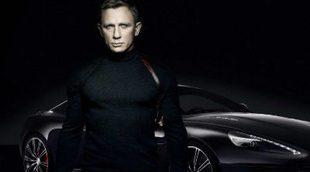 Uno de los Aston Martin de 'Spectre' se subastará por un precio millonario