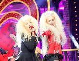 Hayden Panettiere y Christina Aguilera cantan 'Lady Marmalade' en 'Lip Sync Battle'
